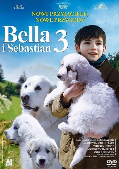 Bella i Sebastian 3 / Belle et Sébastien 3, le dernier chapitre (2017) PLDUB.AC3.DVDRip.XviD-GR4PE | Dubbing PL