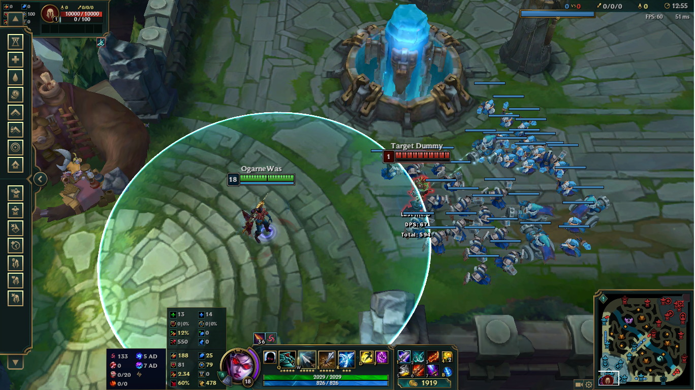 """When u q with vayne above some attack speed with new rune """"hail of blades""""  u are unable to autoattack same target unless u move. Its 100% reproductive  with ..."""