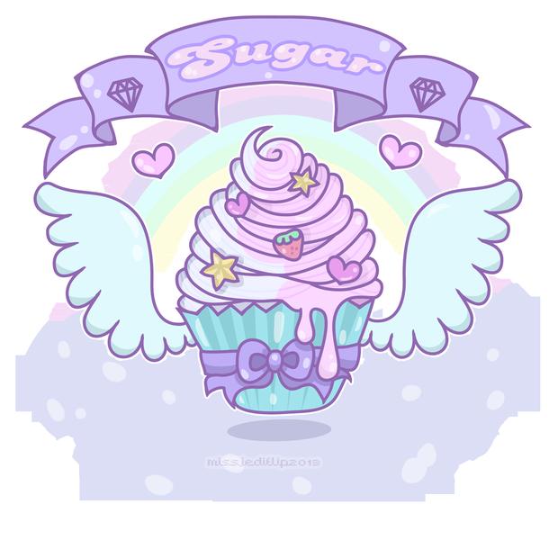 cupcake kawaii pastel pastel grunge Favim com 841418