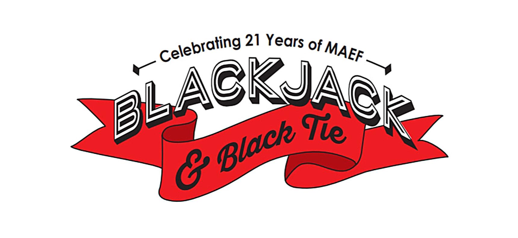 Blackjack & Black Tie