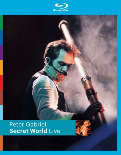 Peter Gabriel - Secret World Live (2012) [Blu-ray 1080i]