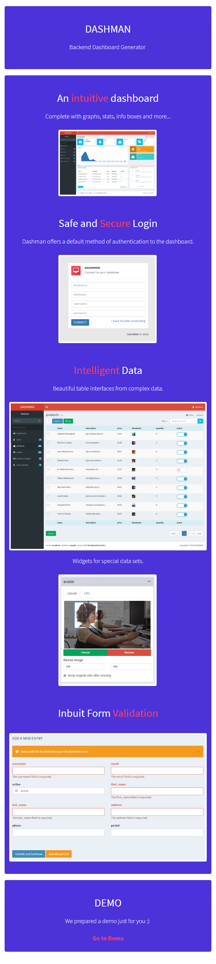 Image Result For Php Dashboard Nulled