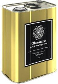 Lata de 3l, aceite de oliva Virgen Extra Pico Limón