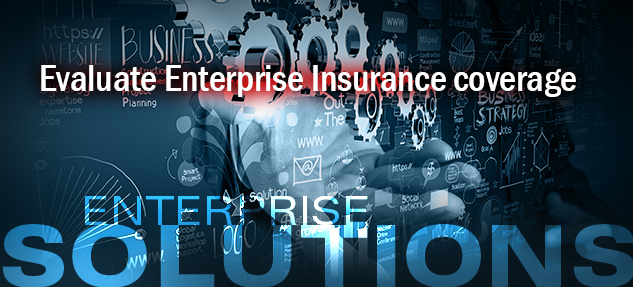 Evaluate Enterprise Insurance coverage