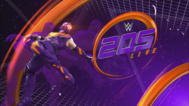 دانلود شو WWE205 به تاریخ 25 جولای 2017