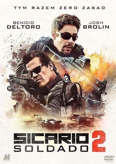 Sicario 2: Soldado / Sicario: Day of the Soldado (2018) PL.AC3.DVDRip.XviD-GR4PE | Lektor PL