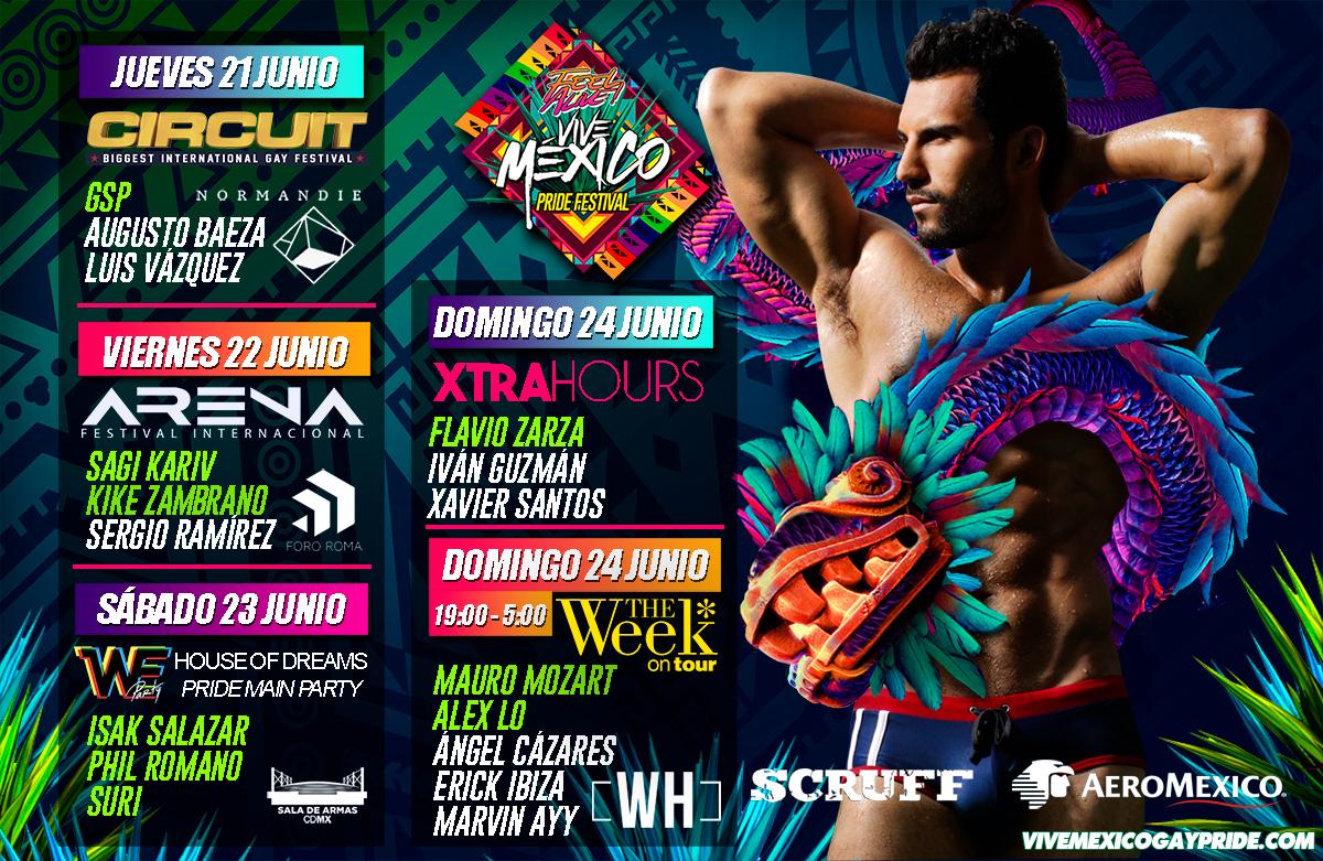 Calendario Vive México