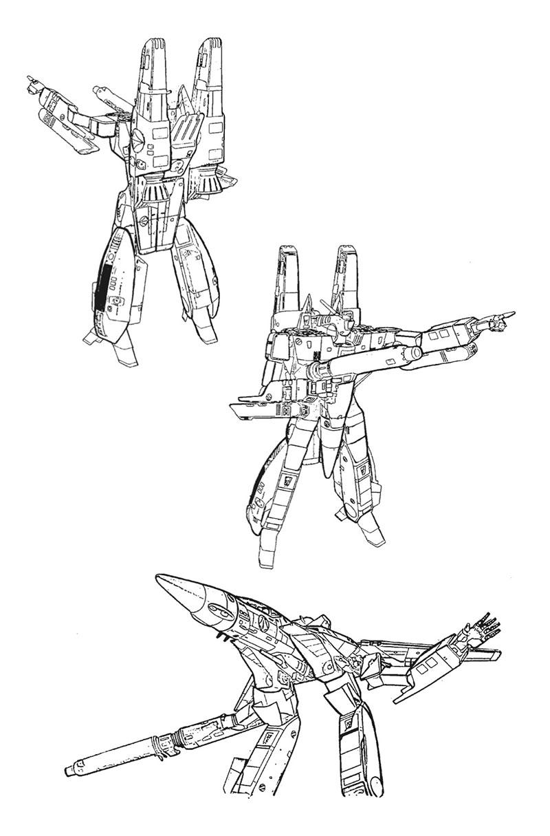 robotech concept art 2