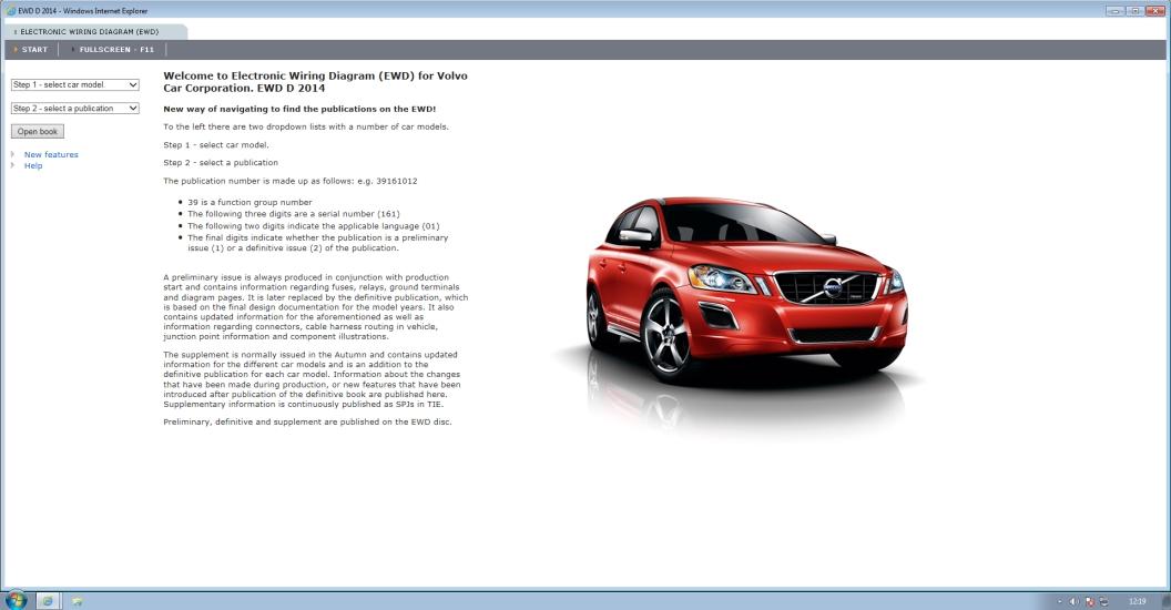 Volvo 2014 Vida Vadis Service Repair Manual  Parts