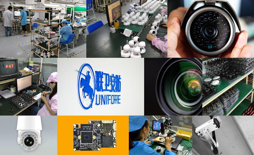 Unifore - Professional Wi-Fi Cameras Manufacturer