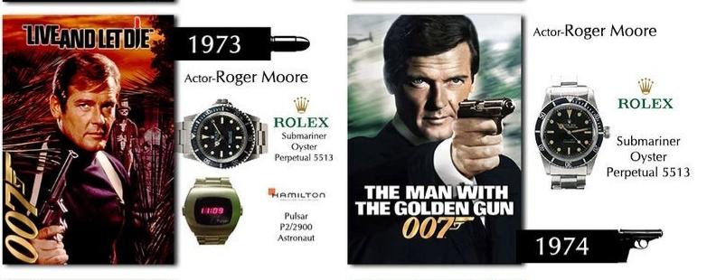 James Bond s Sub 5513