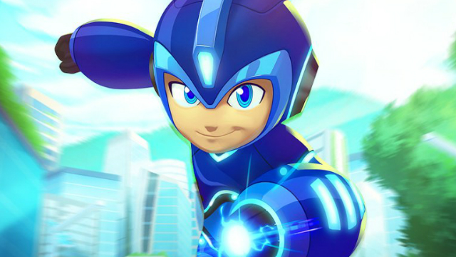 The Animated Series Based On MEGA MAN Will Be Debuting At The Upcoming San Diego Comic-Con Event