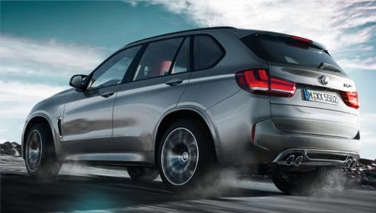BMW X5M 2018