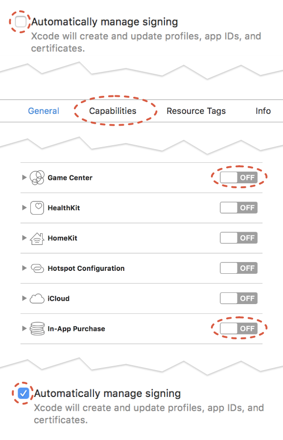 Export template for iOS can't be opened in latest Xcode 9 2 - Godot