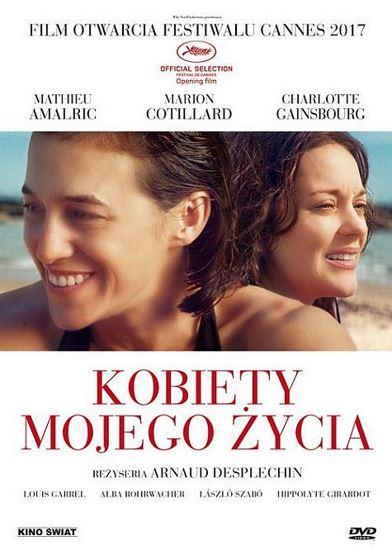 Kobiety mojego życia / Les fantômes d'Ismaël (2017) PL.AC3.DVDRip.XviD-GR4PE   Lektor PL