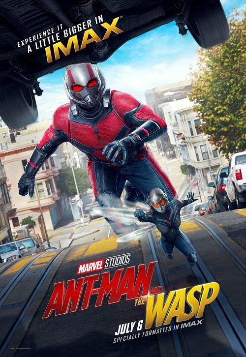 فيلم Ant-Man and the Wasp 2018 مترجم