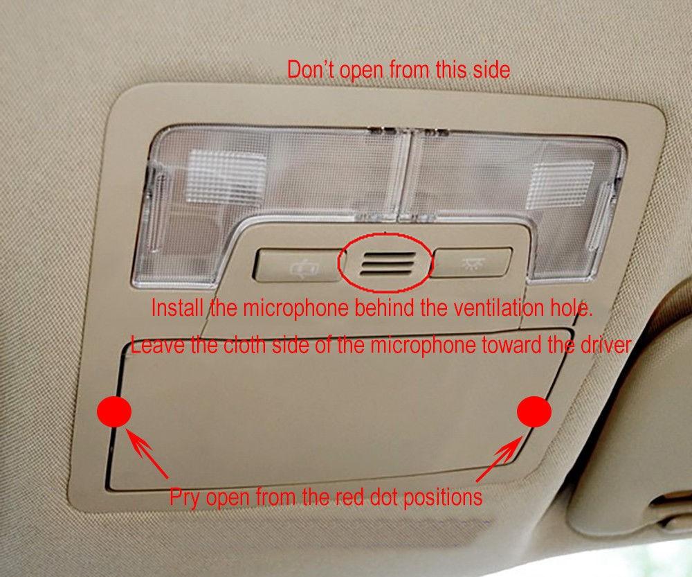 Toyota_OEM_Microphone_Installation_1 Rav Radio Wiring Harness on for ram r2, john deere,