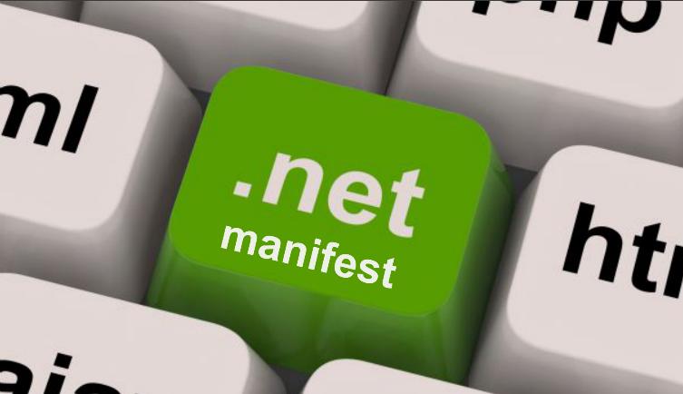 Manifest in .Net Framework