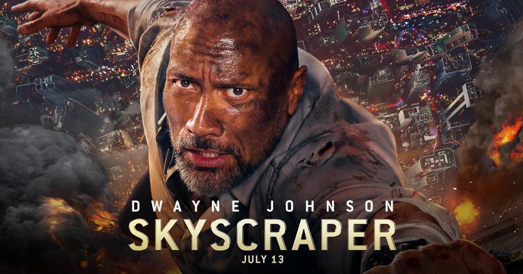 فيلم Skyscraper مترجم