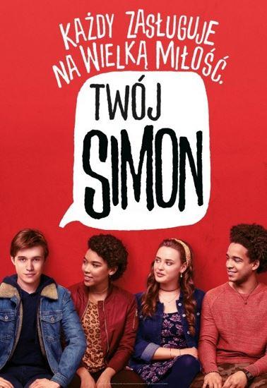 Twój Simon / Love, Simon (2018) PL.AC3.DVDRip.XviD-GR4PE | Lektor PL