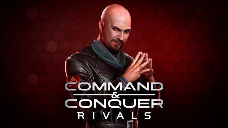 Command & Conquer: Rivals выходит в декабре