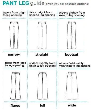 QVC pant leg style