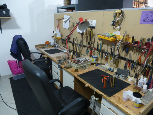 Atelier Tech II 1