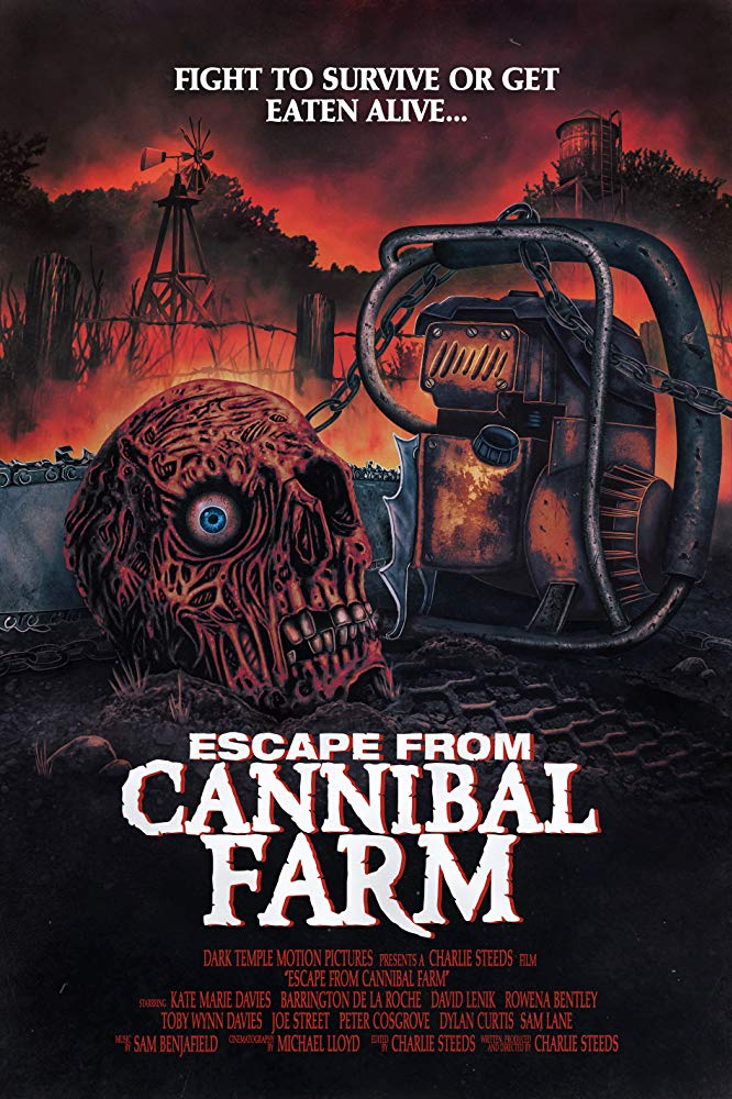 Escape from Cannibal Farm (2017) HDRip XviD 1.3GB