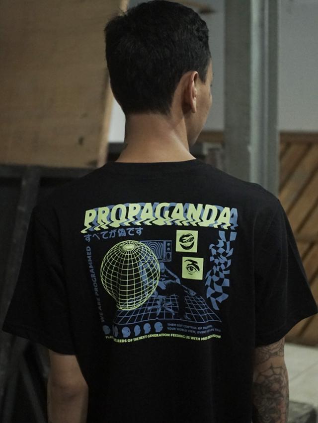 Kaos distro original keren clothing samarinda
