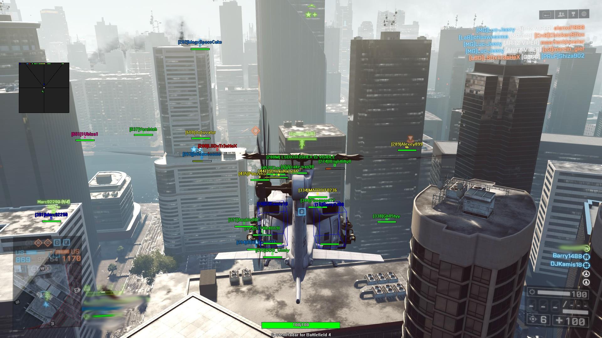 Battlefield 4 Cheat