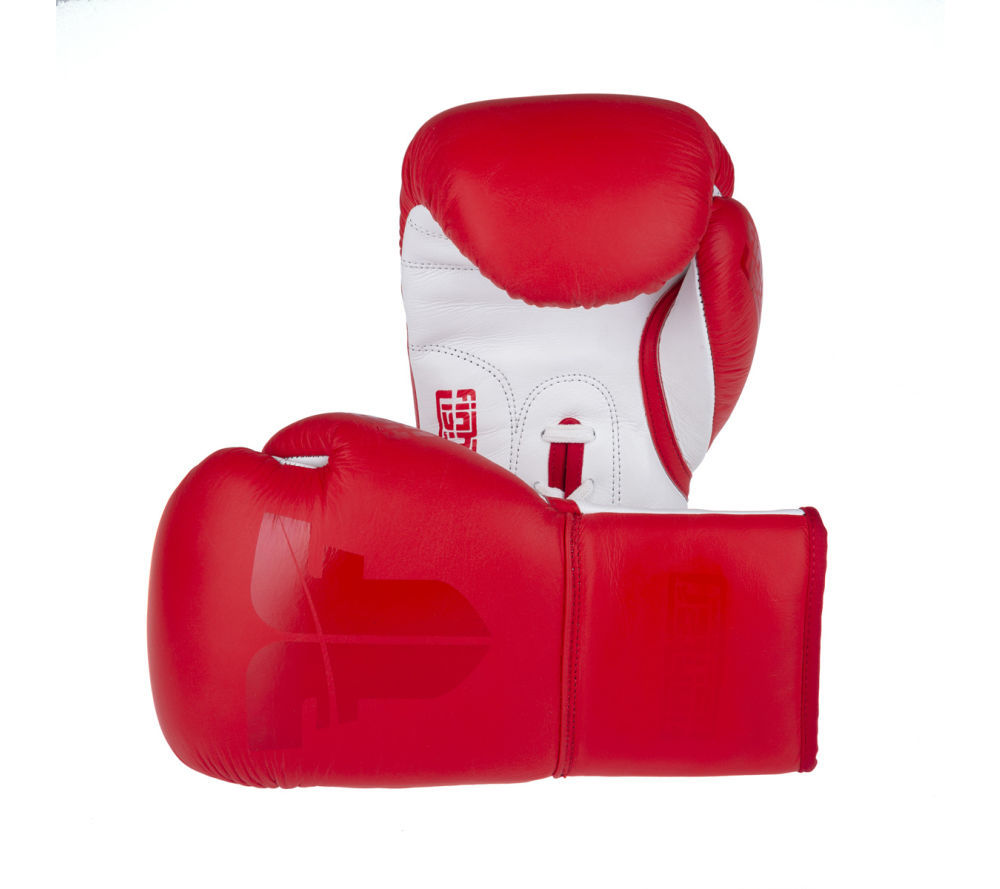 Боксерские перчатки Fighter Competition Про КОЖА ( Бренд Чехия )