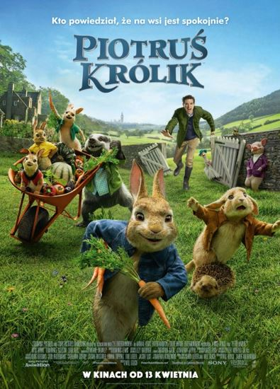 Piotruś Królik / Peter Rabbit (2018) PLDUB.BRRip.XviD-GR4PE | Dubbing PL