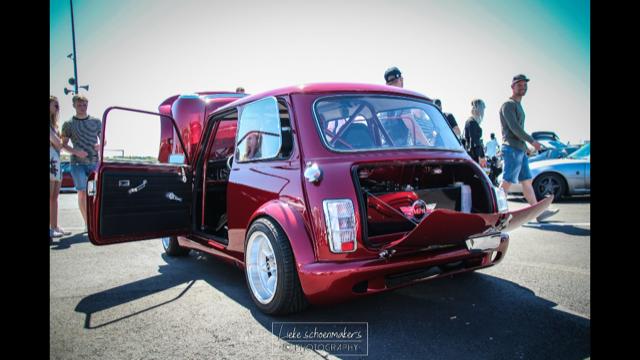 Classic mini B18C4 Vtec AWD - 16v Mini Club Forums