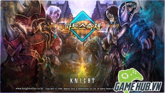 Knight Online -  Game PVP cổ điển cũng không thoát khỏi vòng xoáy sinh tồn - ảnh 1