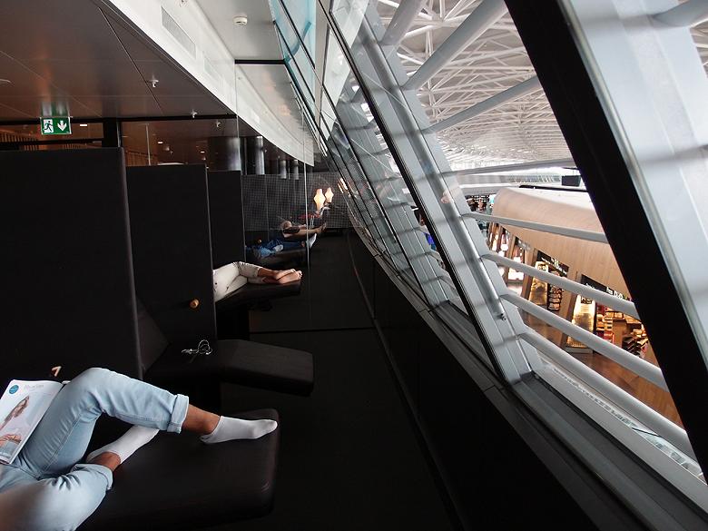 Бизнес залы и лаунжи в аэропортах мира