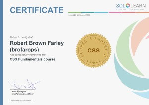 CSS_certificate
