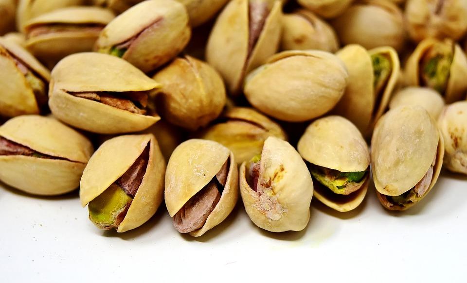 Pistachios Ingredients