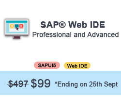 SAP® Web IDE