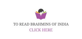 BRAHMINS OF INDIA