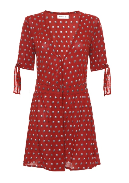 Wrap-Dress-Faithfull-Oslo-mini-dress-with-Venice-print