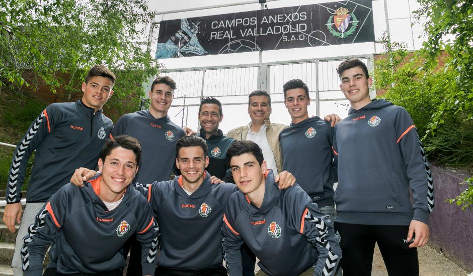 Real Valladolid Juvenil A - Temporada 2018/19 - División de Honor  9538n_web01