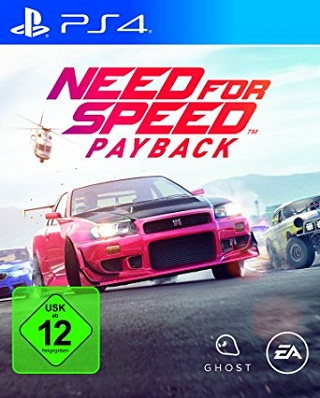 Google Drive] Need for Speed Payback | PS4 PKG