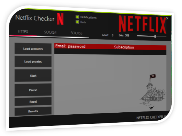 NetFlix Checker] Newest Netflix Checker V0 3 0 4 - Free Download