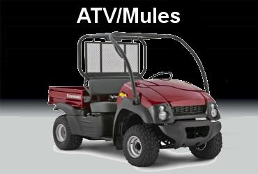 Kawasaki Mules