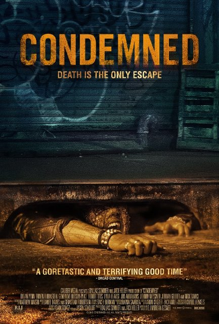 Condemned (2015) BluRay 720p 650MB