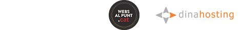 Webs al punt i dinahosting
