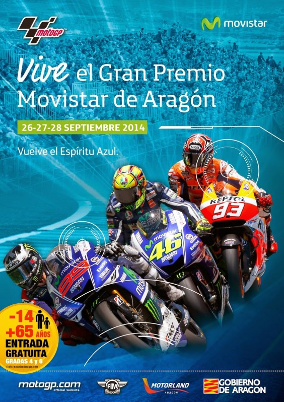MOTOGP GRAND PRIX RACE EVENT POSTERS 5