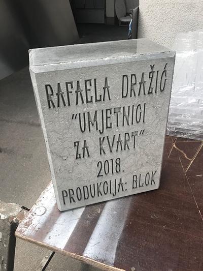 Rafaela Drazic BLOK