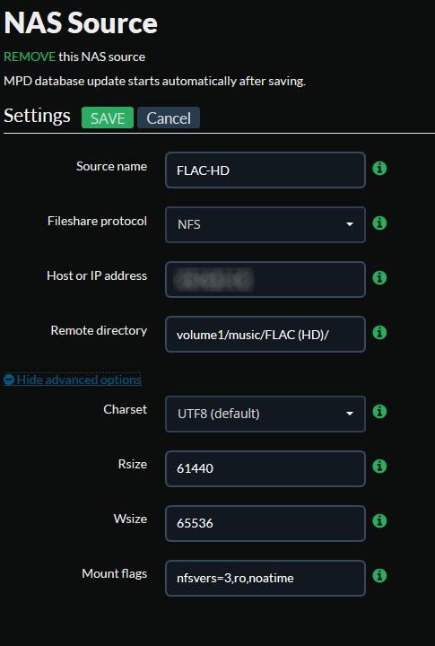 Moode Audio Player for Raspberry Pi - Page 889 - diyAudio