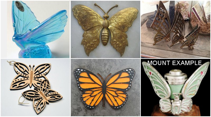 Butterfly Examples
